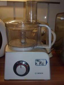 Küchenmaschine von Bosch