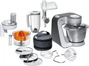 Bosch MUM56340 Styline MUM5 Test - Testsieger bei den Küchenmaschinen