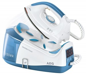 AEG QuickSteam DBS3350