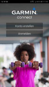 Garmin App