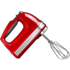 Der Kitchen Aid 5KHM9212 Handmixer ist stylish