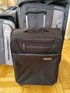3 verschiedene Koffer