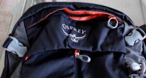 Osprey Sirrus 24 Hauptfach