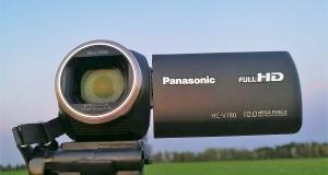 Panasonic HC-V180 Camcorder