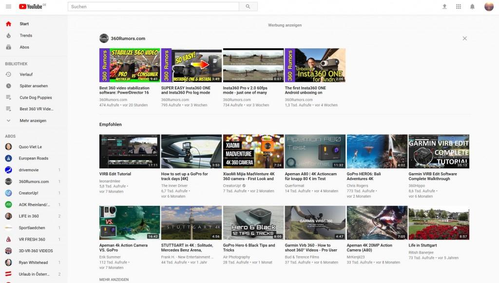 Youtube erhöht die Anforderungen