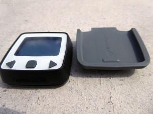 Moderner Activity-Tracker mit Schrittzähler