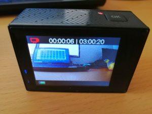 Die Apeman filmt mit 4K in Ultra-HD