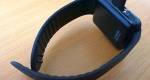 Armband einer Smartwatch