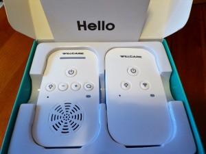 Babyphone mit hoher Reichweite