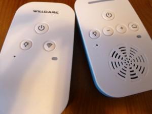 Ein Babyphone mit DECT-Technik