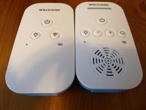 Babyphone mit Baby- und Elterneinheit