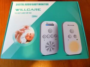 WillCare Babyphone verpackt