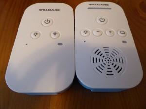 Babyphone mit Baby-und Elterneinheit