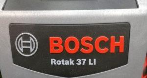 Bosch Rotak 37 LI