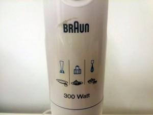 Modell von Braun