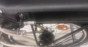 e-Bike Heckmotor