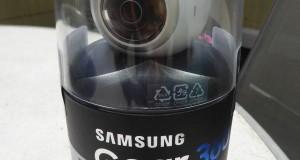 Eine 360-Grad-Kamera