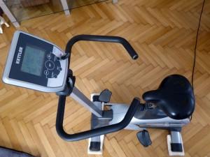 Ergometer mit Trainingscomputer