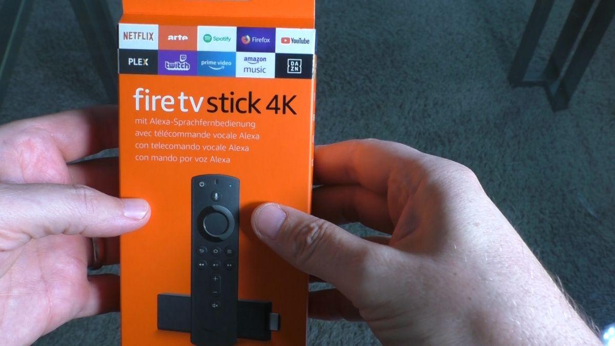 Amazon Fire TV Stick 9K Test: Unboxing, Installieren und
