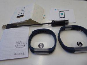 Fitbit Flex 2 mit Lieferumfang