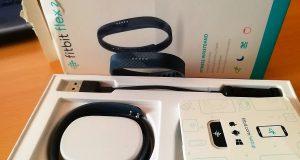Fitbit Flex 2 mit Verpackung
