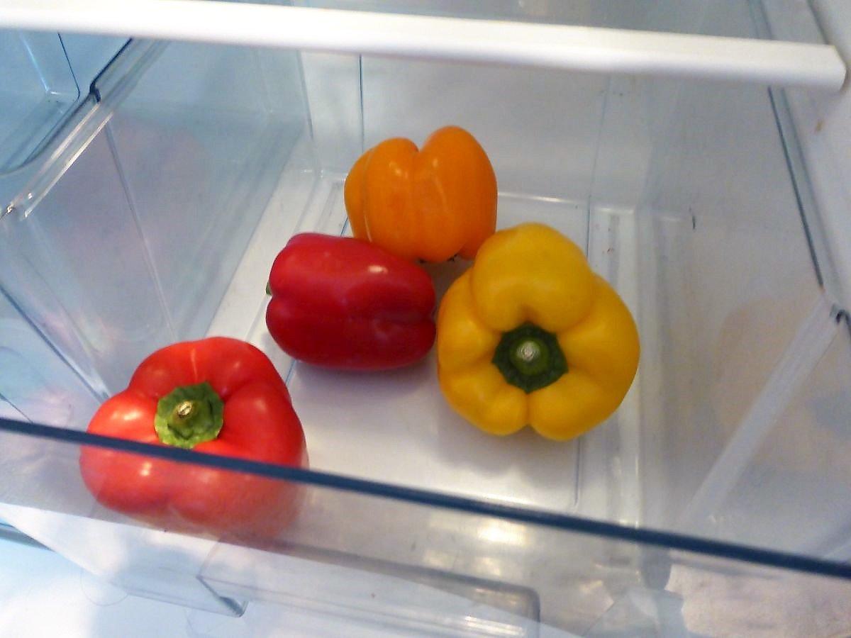 Gorenje Kühlschrank Gemüsefach : Wie sie den kühlschrank richtig einräumen die zonen und das