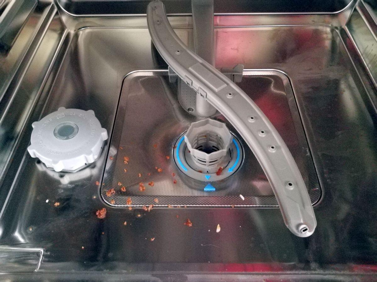 Sehr Spülmaschine pumpt nicht ab (Fehler E24) - Was tun wenn die Pumpe VR73