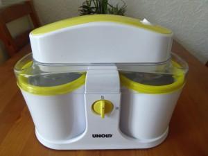 Unold Duo Eismaschine