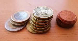 muenzen und kleingeld