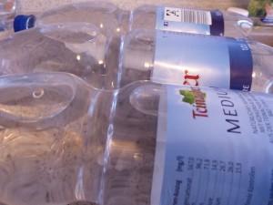 Kühle Getränke aus Kühlschrank