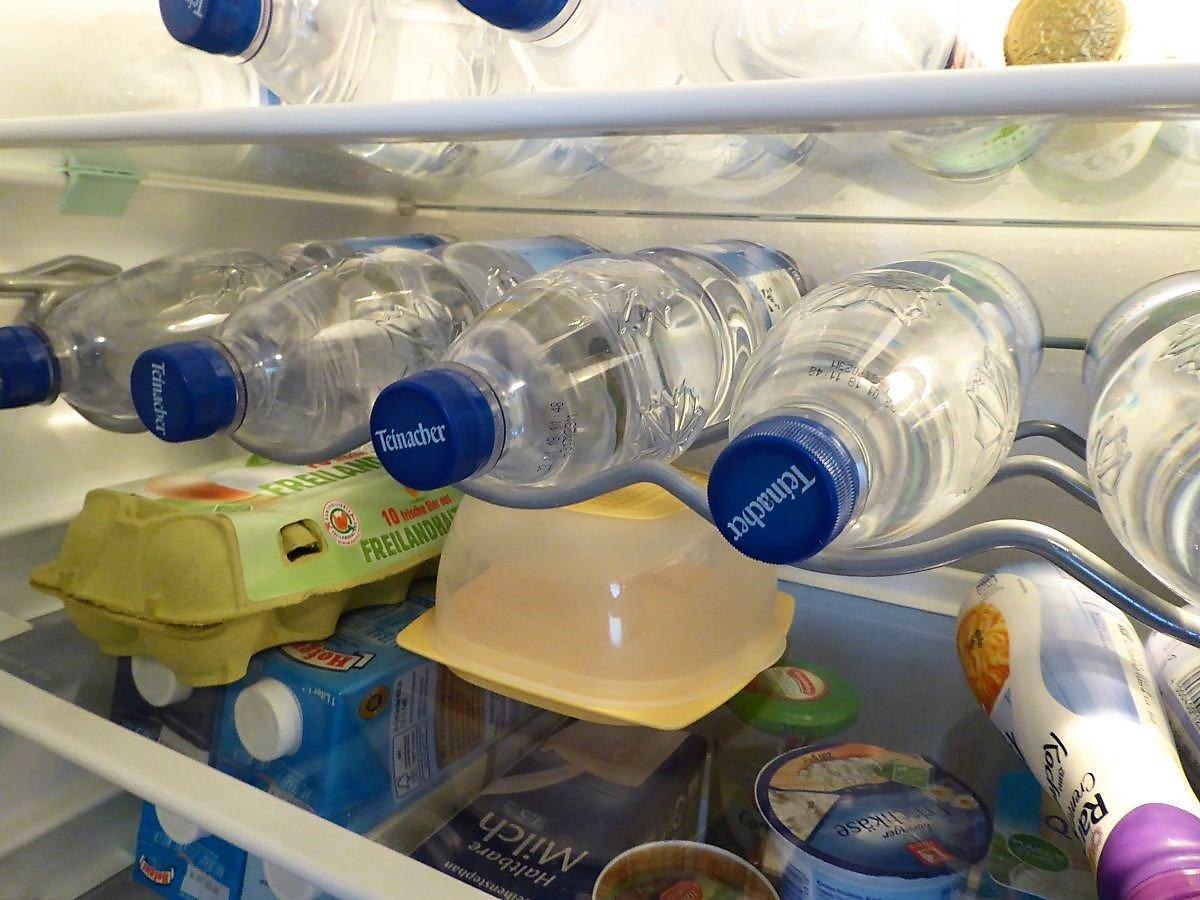 Kühlschrank Flaschenhalter : Flaschenhalter für kühlschrank electrolux türfach flaschenhalter
