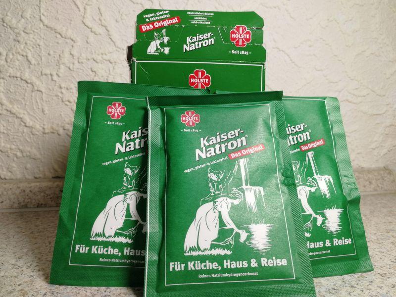 Natron - das natürliche Hausmittel in der Küche, zum Putzen ...