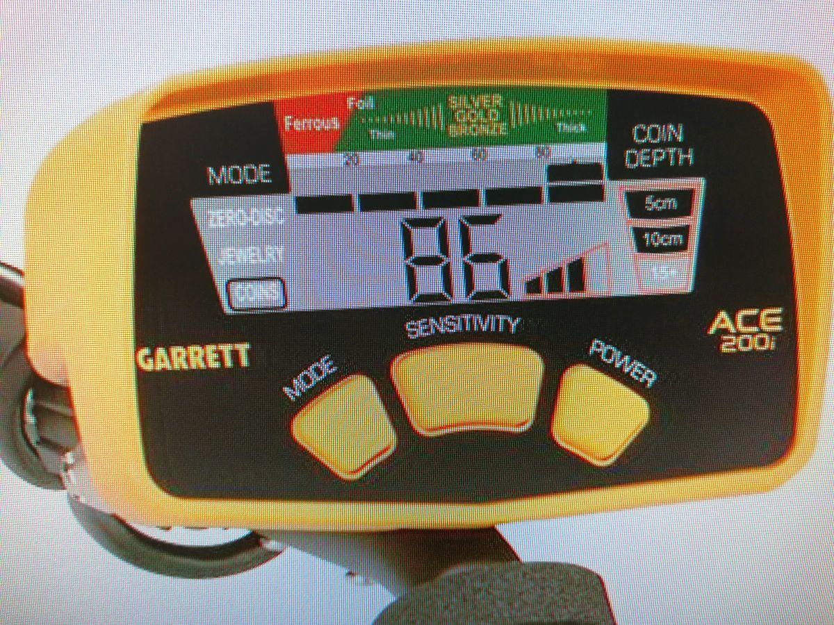 metalldetektor guide mit test-Übersicht und 3 metallsuchgerät