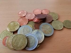 Münzen werden oft gefunden