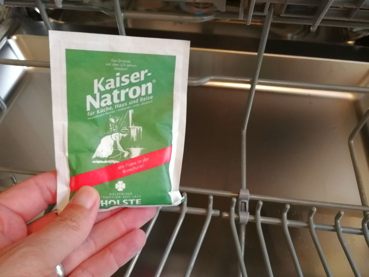 Natron Packung