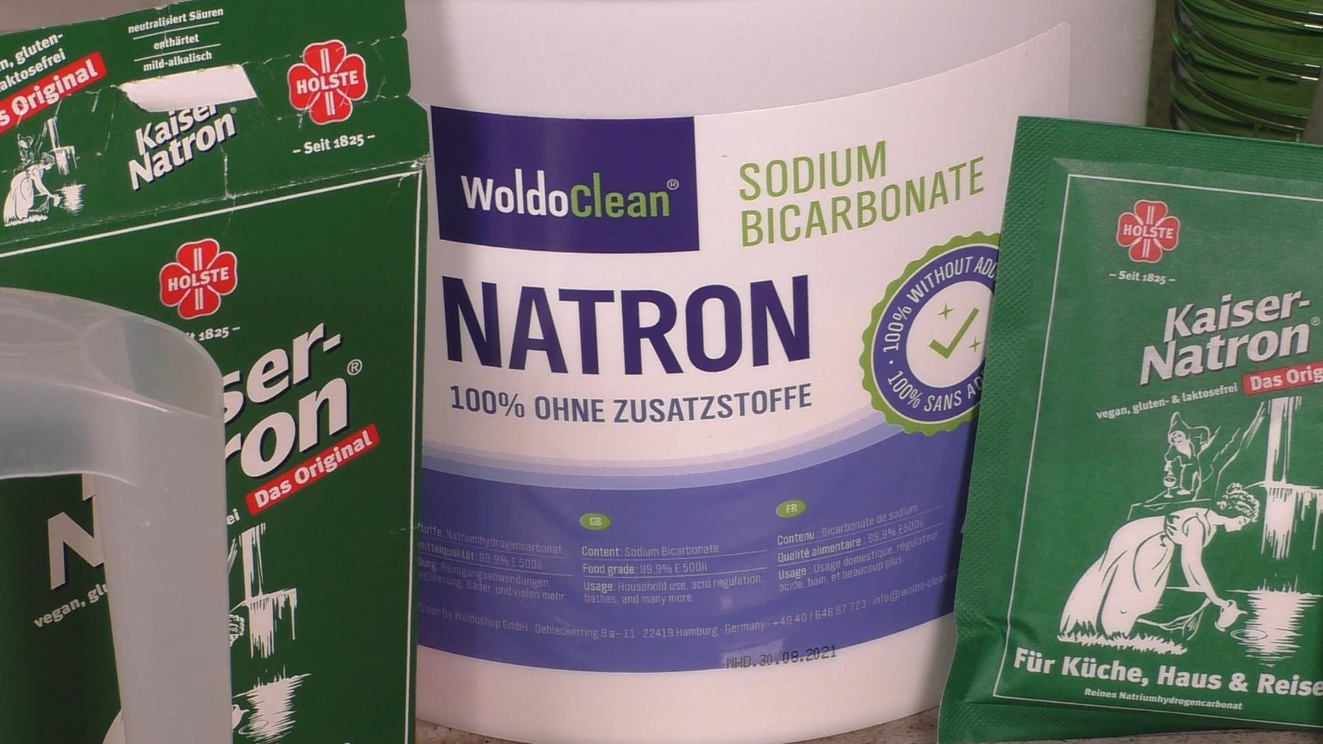 Natron Produkte