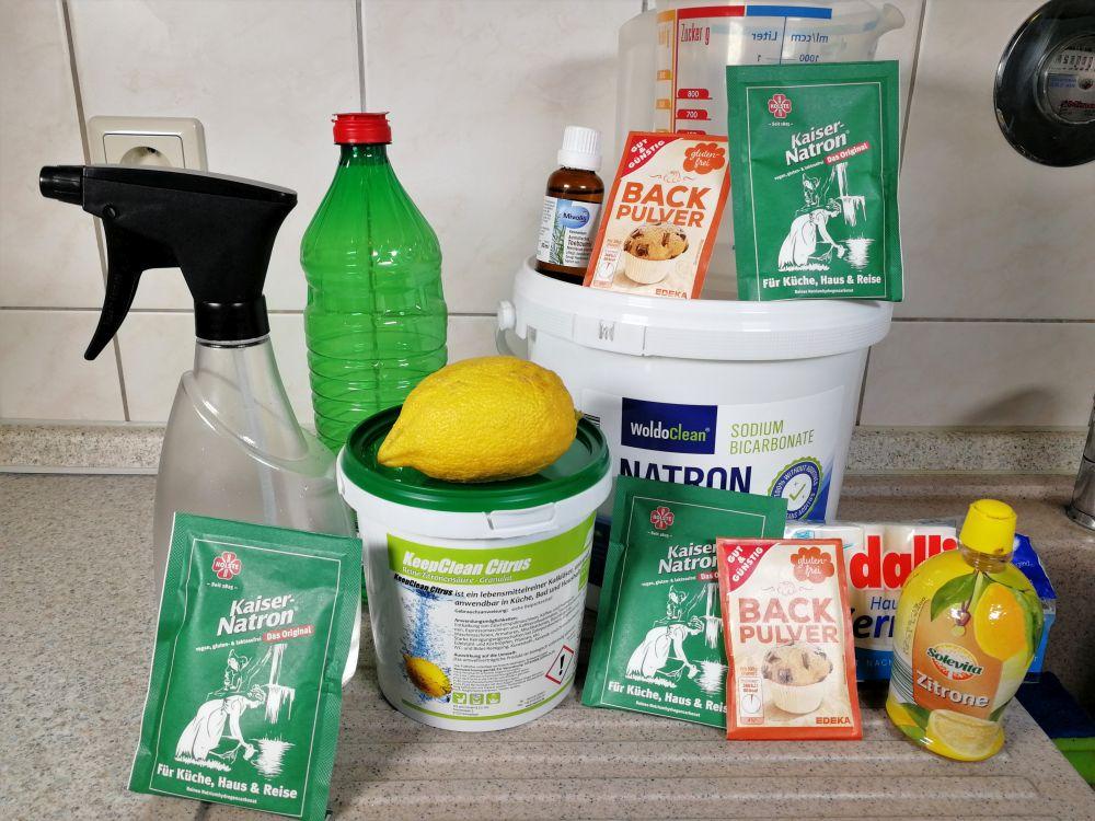natürliche Hausmittel