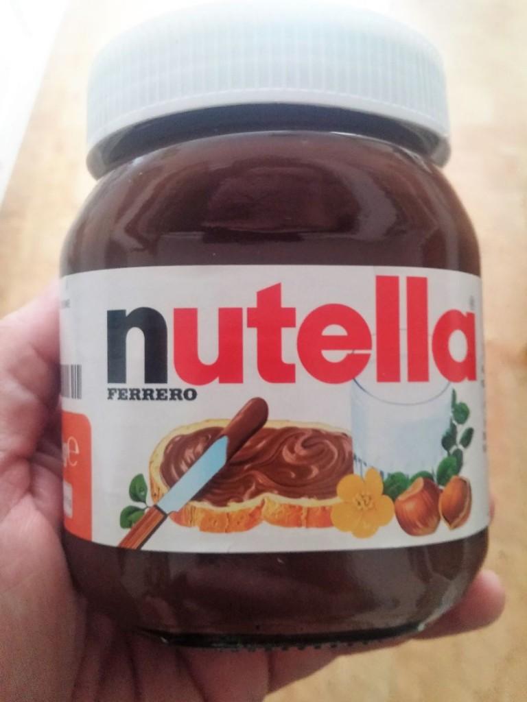 Nutella Eis Selber Machen Mit Der Eismaschine Leckeres Nuss Nougat