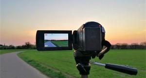 Camcorder im Low-Light Test