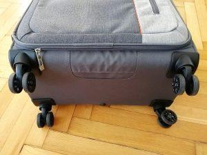 Reisekoffer Rollen