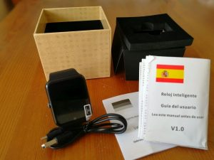 Yamay Smartwatch Lieferumfang