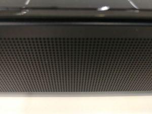 Leiste einer Soundbar