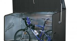 Die Fahrradbox von Tepro