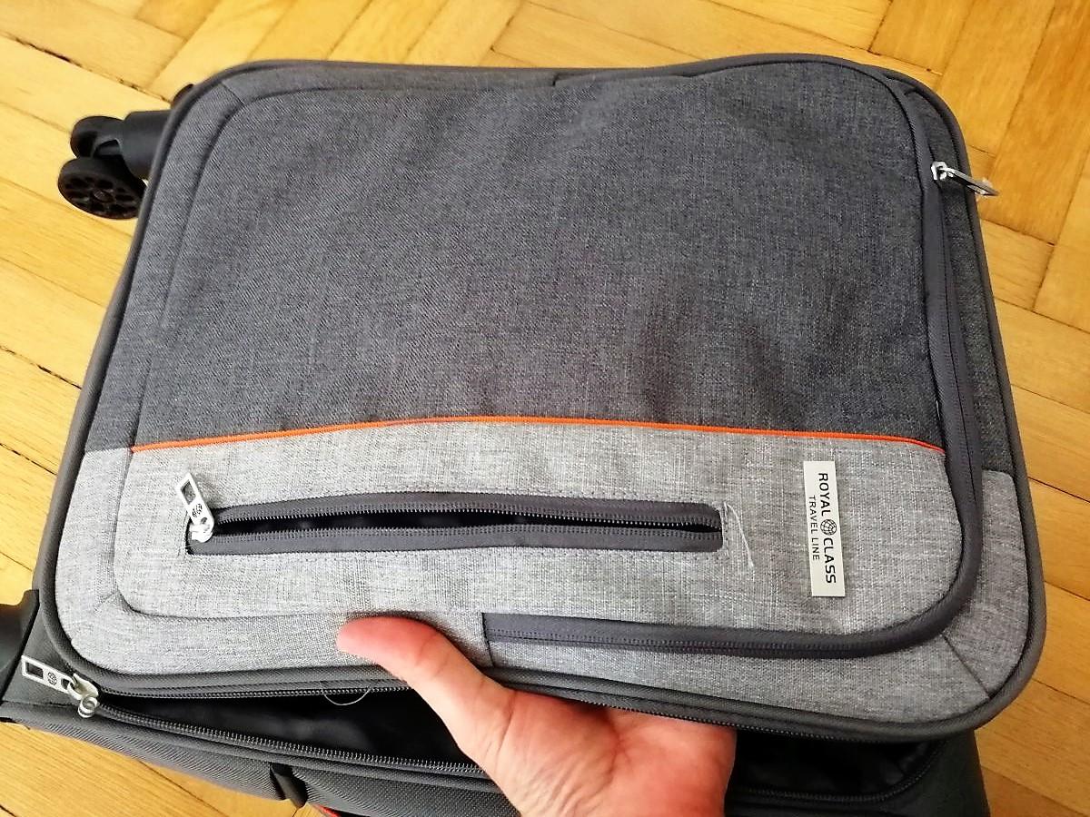 Weichschalen-Handgepäckkoffer