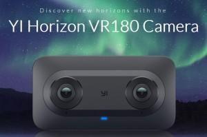 Yi Horizon VR180 Kamera